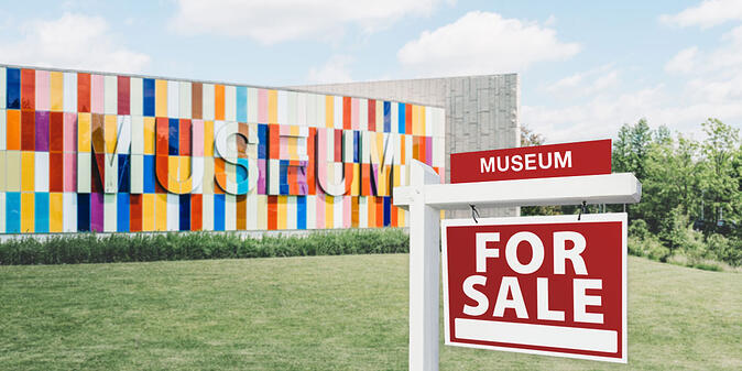 Museums in Financial Trouble: Sell, Close, or Plan a Museum Merger?