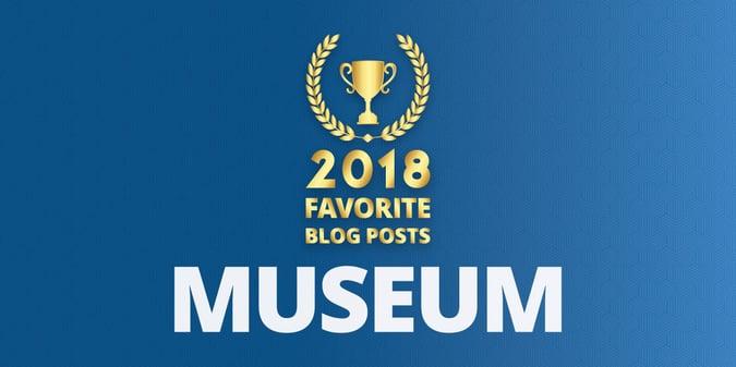 Readers' Choice: Favorite Museum Blog Posts of 2018