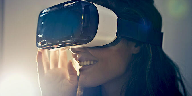 The Future of Augmented and Virtual Reality (AR & VR) in Museums