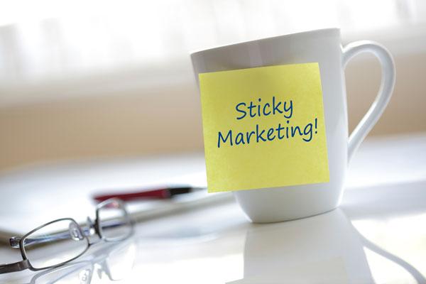 sticky-marketing