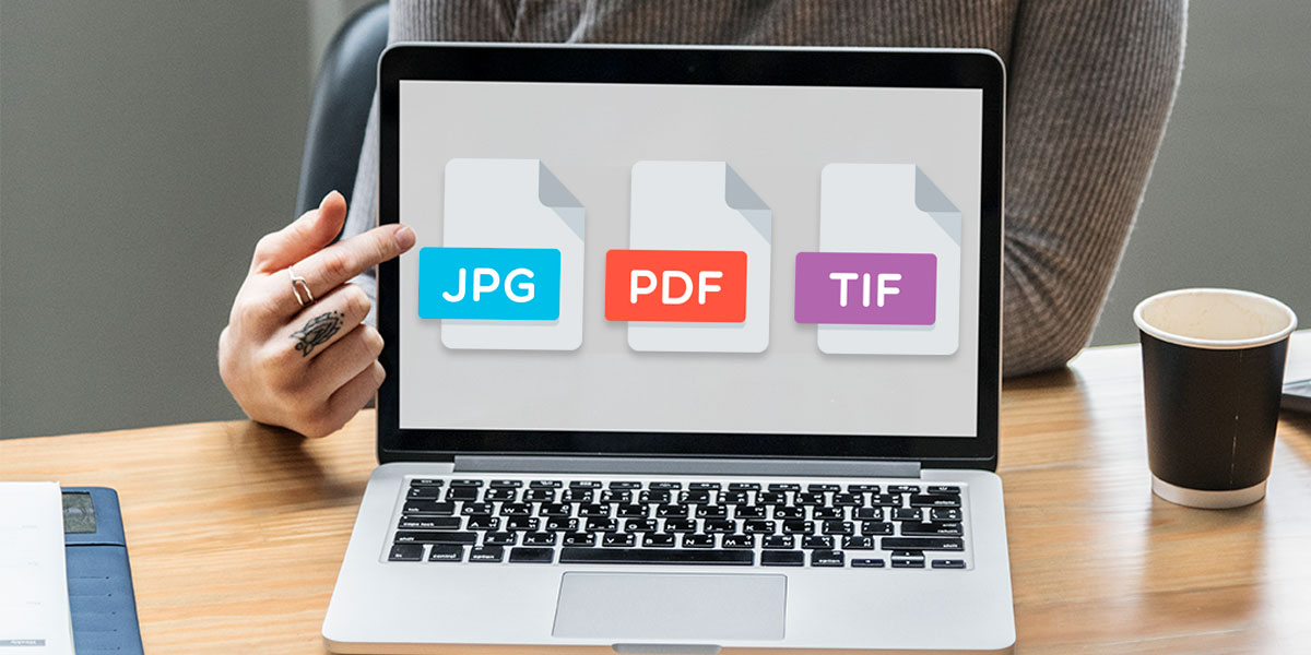 Digital Archives: Choosing Sustainable File Formats