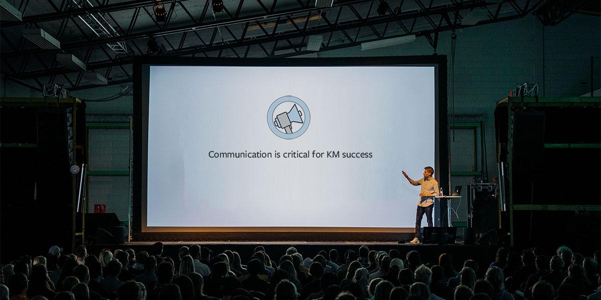 KM Secret: Documents and Presentations